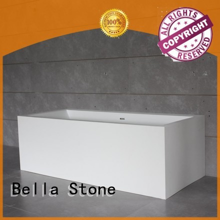 60 freestanding bathtub lightweight Bella Brand deep freestanding tub