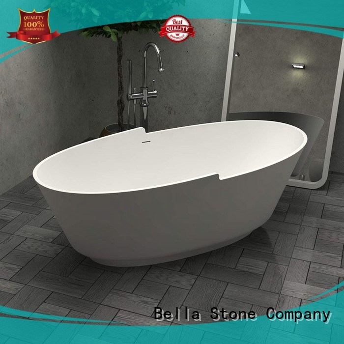 capital acrylic modified Bella Brand deep freestanding tub supplier